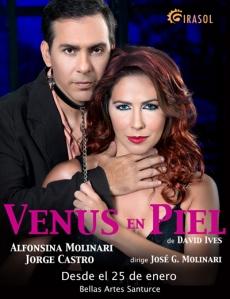 Venus en Piel - Anuncio