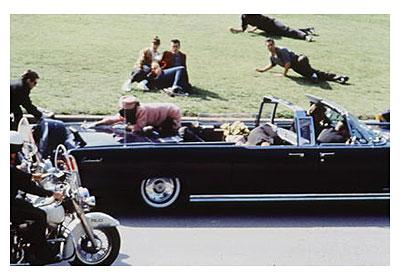 Kennedy moribundo