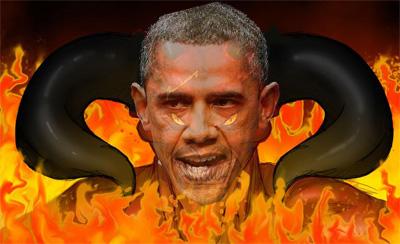 obama_satan