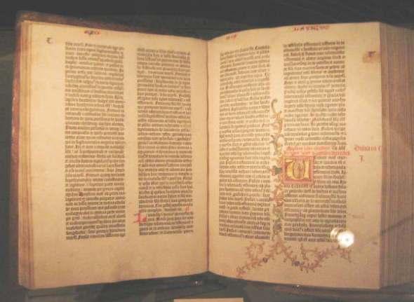 biblia_Gutenberg