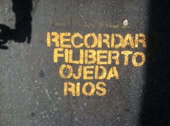 SF Clarion Alley Recordar Filiberto Ojeda Rios