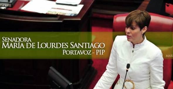 María-de-Lourdes-Santiago-ante-la-Aprobación-del-estipendio-de-900-a-los-representantes