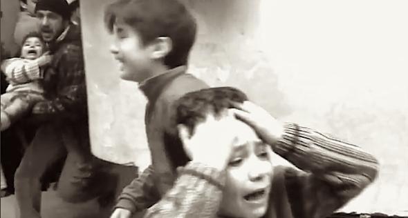 niños-siria